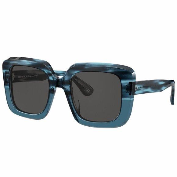 OLIVER PEOPLES FRANCA OV5443SU Blue Sunglasses